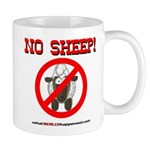 NO SHEEP! Mug