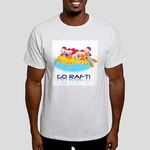 Go Raft Ash Grey T-Shirt