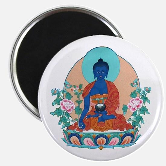 "Medicine Buddha 2.25"" Magnet (100 pack)"