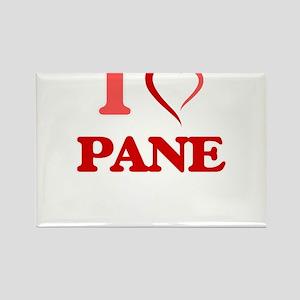 I Love Pane Magnets