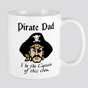 Pirate Dad Mug