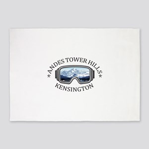 Andes Tower Hills - Kensington - 5'x7'Area Rug