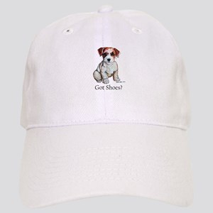 Jack Russell Shoes Cap