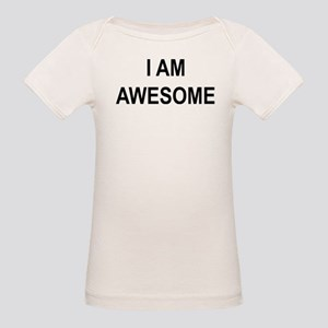 Awesome Organic Baby T-Shirt