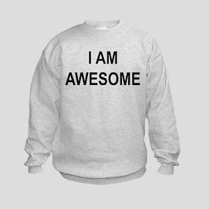 Awesome Kids Sweatshirt