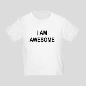 Awesome Toddler T-Shirt