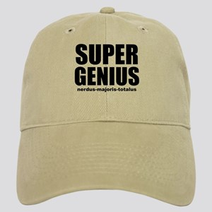 Super Genius Cap
