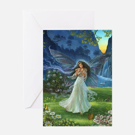 Fairy Melody Greeting Card