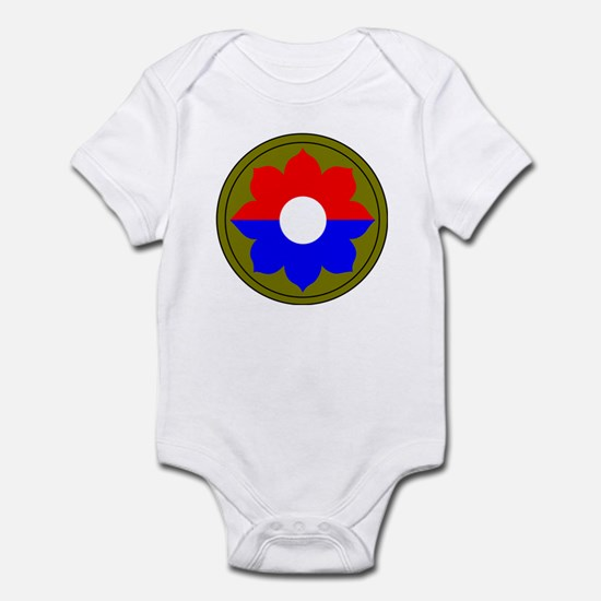 9th Infantry Division Infant Bodysuit