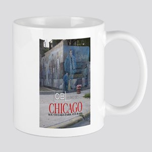 OBamaland chicago the Wall Mug