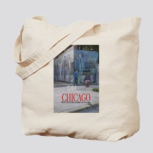 OBamaland chicago the Wall Tote Bag