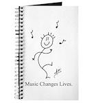 The Dancing Smiley Man - Carp Journal