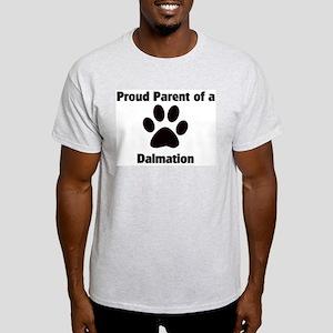 Proud: Dalmatian Ash Grey T-Shirt