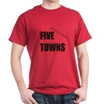 Five Towns Dark T-Shirt