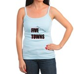 Five Towns Jr. Spaghetti Tank