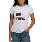 Five Towns Women's T-Shirt