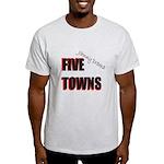 Five Towns Light T-Shirt