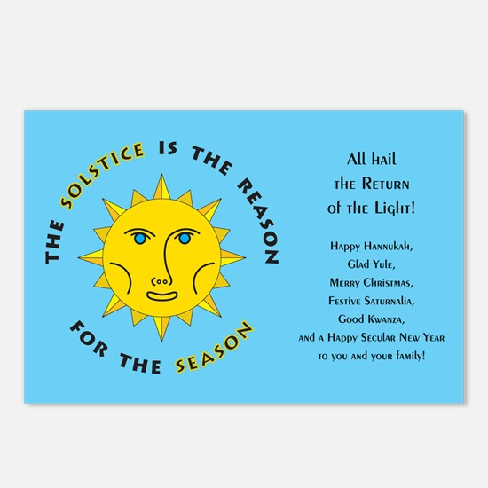 Solstice Postcards (Package of 8)
