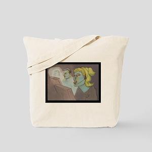 Call Center Tote Bag