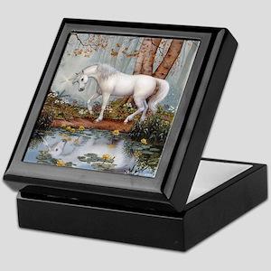 UNICORN REFLECTION Keepsake Box