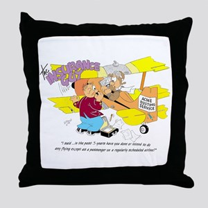 I SAID ... IN THE LAST 3 YEAR Throw Pillow