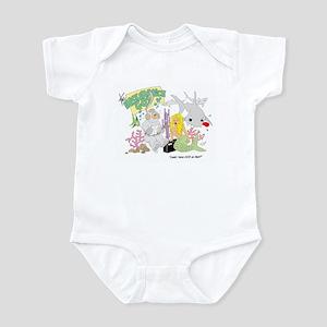 ... ADB ON THAT? Infant Bodysuit