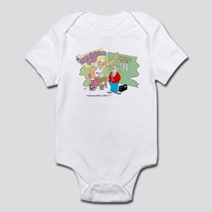 WOULD YOU BELIEVE CLASS C? Infant Bodysuit