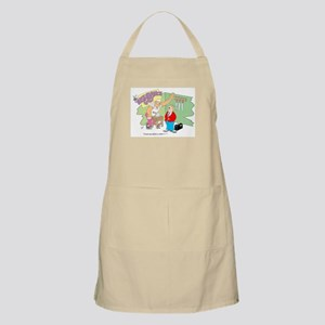 WOULD YOU BELIEVE CLASS C? BBQ Apron