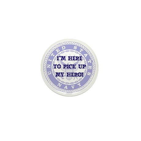 Hero Mini Button (10 pack)