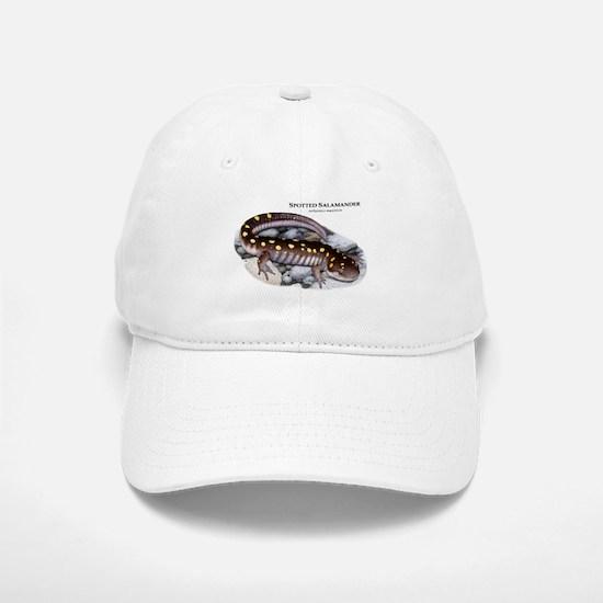 Spotted Salamander Baseball Baseball Cap