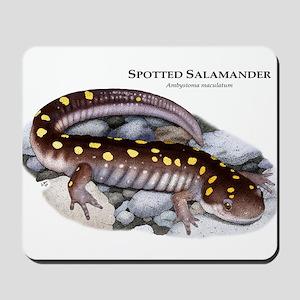 Spotted Salamander Mousepad