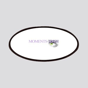 Moments by Trish Logo Patch
