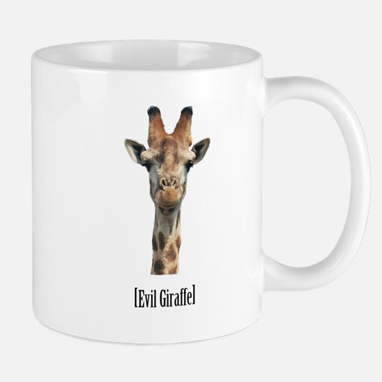 Evil Giraffe Mug