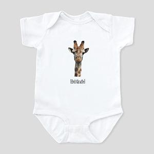 Evil Giraffe Infant Bodysuit
