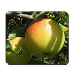 Ginger Gold Apple Mousepad