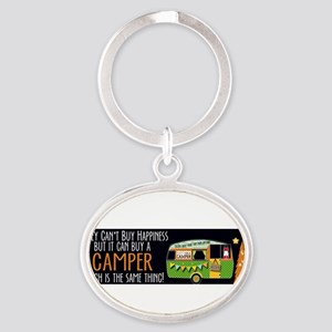 Camper Happiness Keychains