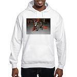 Tortoishell Cat 2 Hooded Sweatshirt