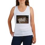 Sleeping Cat Women's Tank Top