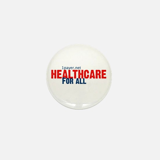 Healthcare for All Mini Button