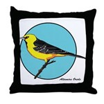 ALTAMIRA ORIOLE 1b Throw Pillow