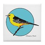 ALTAMIRA ORIOLE 1b Tile Coaster