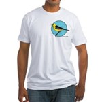 ALTAMIRA ORIOLE 1b Fitted T-Shirt