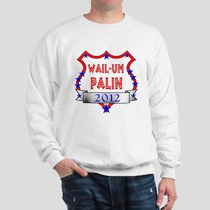 Adult Palin 2012 Sweatshirt