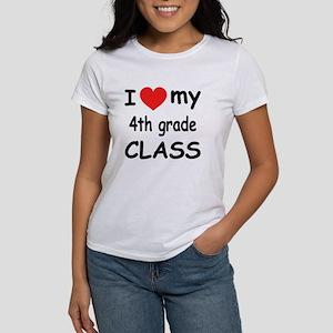 4th Grade Class: Women's T-Shirt
