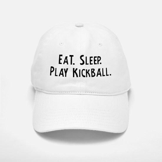 Eat, Sleep, Play Kickball Cap