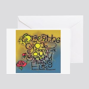 Phrases/Quotes Greeting Cards (Pk of 20)
