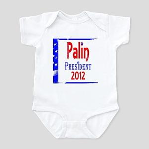 Palin 2012 Infant Bodysuit