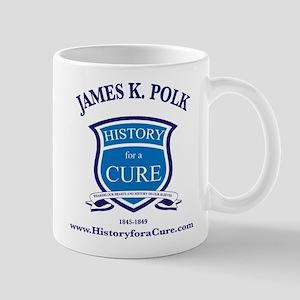James K Polk Mug