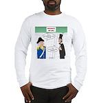 Presidents' Day Mattress Sale Long Sleeve T-Shirt