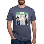 Presidents' Day Mattress Sa Mens Tri-blend T-Shirt